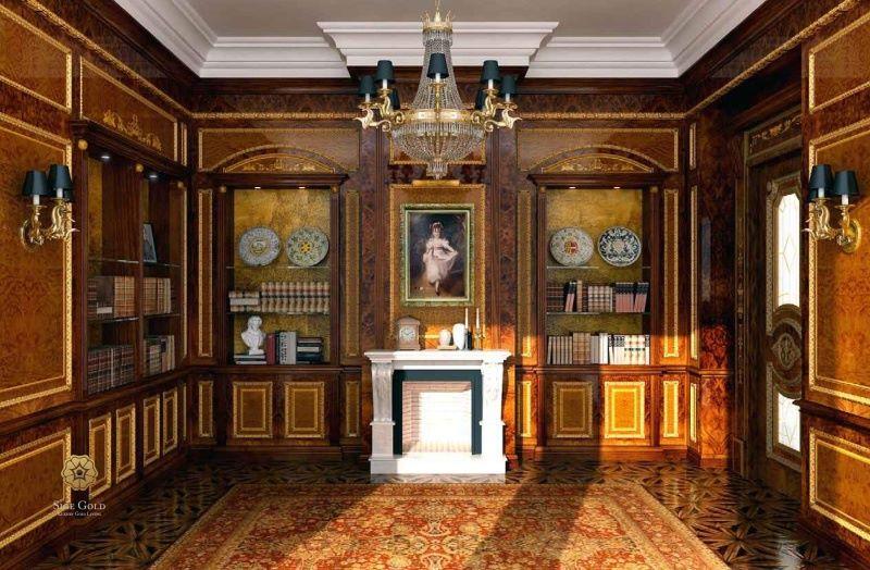 Стеновые панели - двери и декор от Sige Gold
