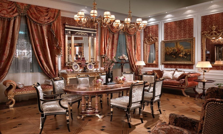Мебель Молон в стиле Ампир
