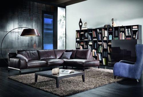 Угловой диван Natuzzi