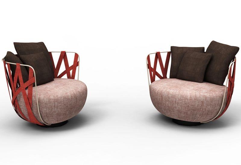 Кресла Swan
