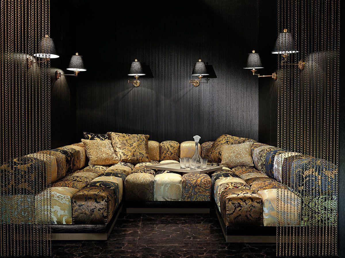 Итальянская мебель Versace Home