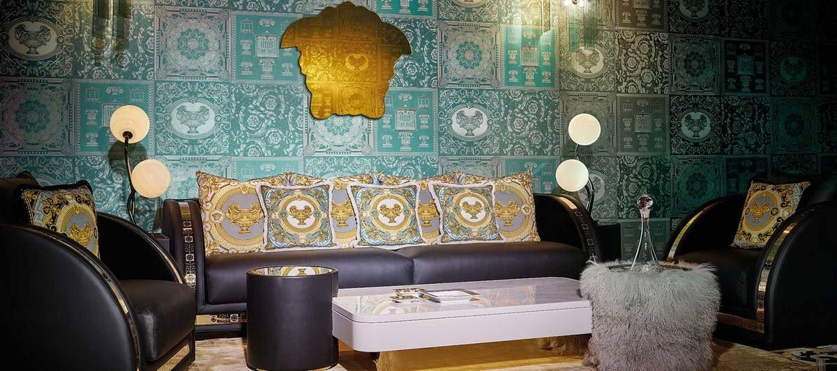 Versace Home мебель