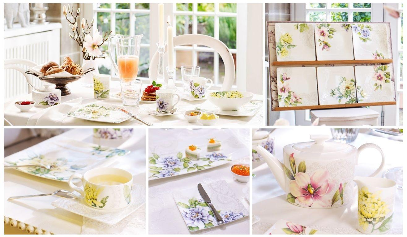 Villeroy & Boch Quinsai Garden посуда