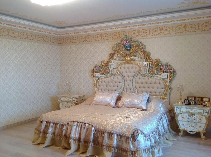 Asnaghi Interiors поставка - фото у клиента дома