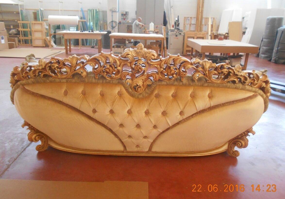 Фотографии мебели перед отгрузкой Riva Mobili d Arte