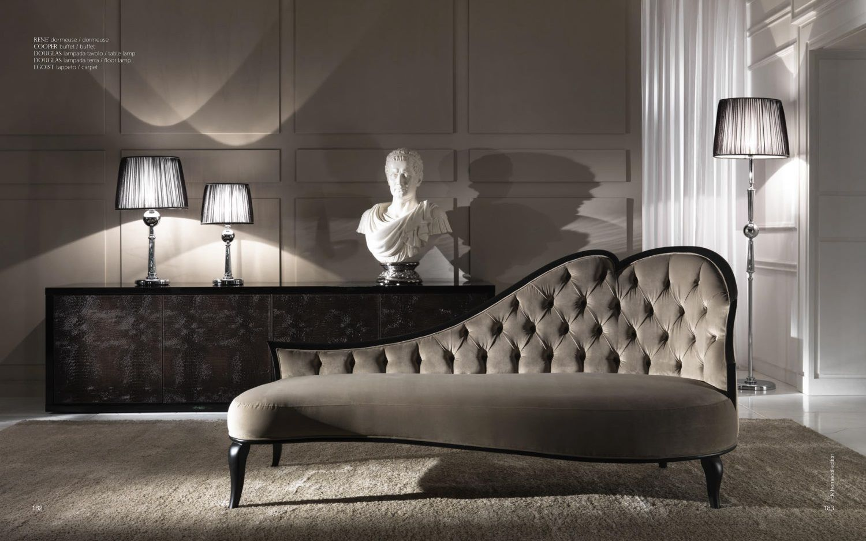 Мебель для комнаты арт-деко