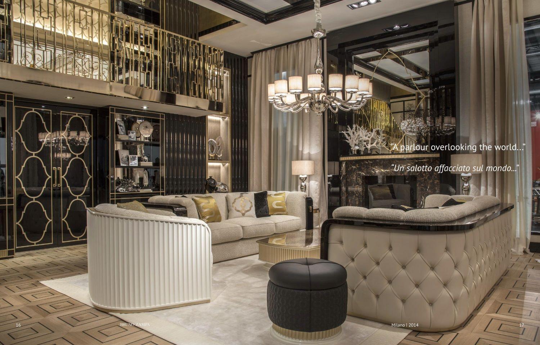 Мебель арт деко от лучших дизайнерских бюро мира