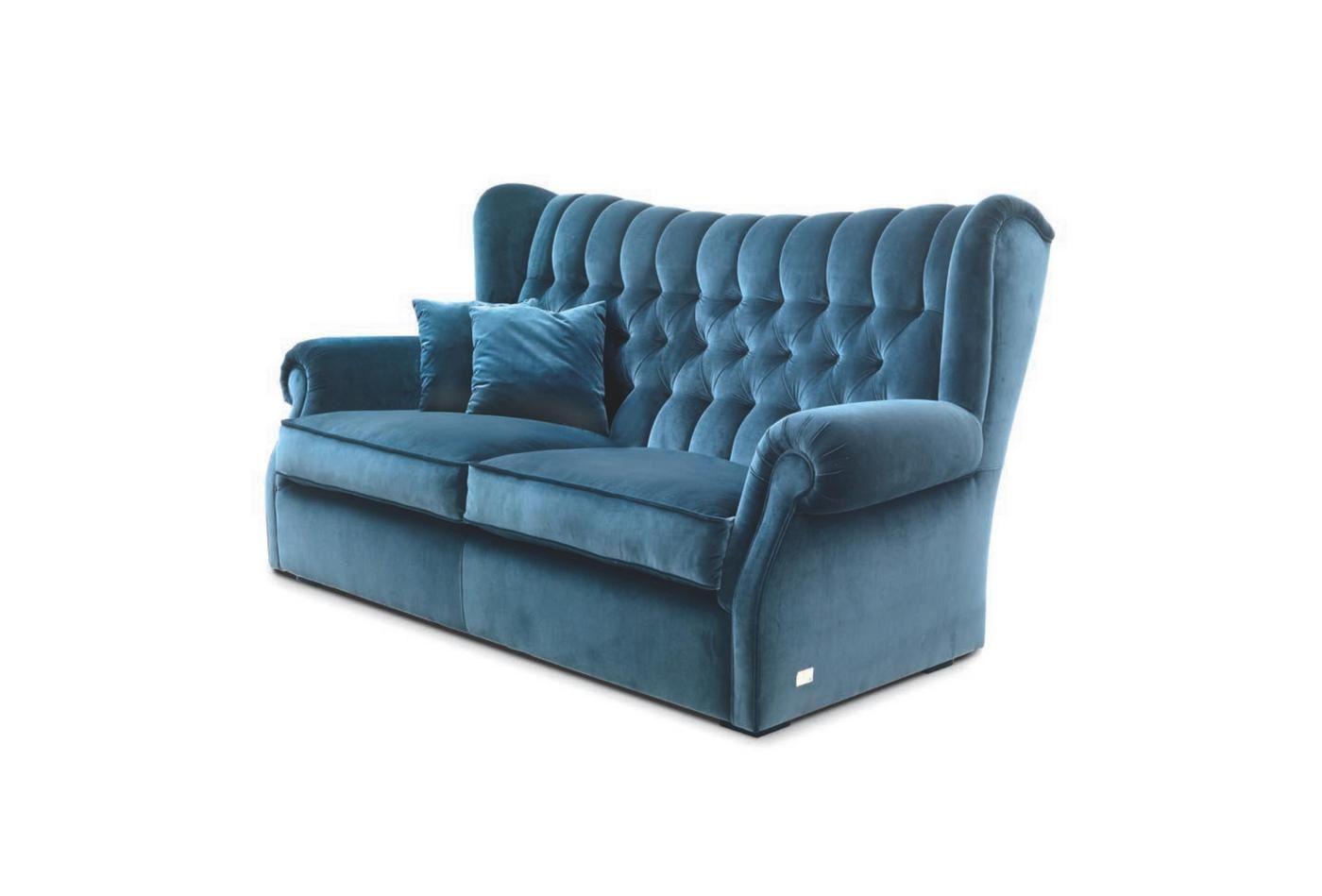 Фото дивана с выоской спинкой