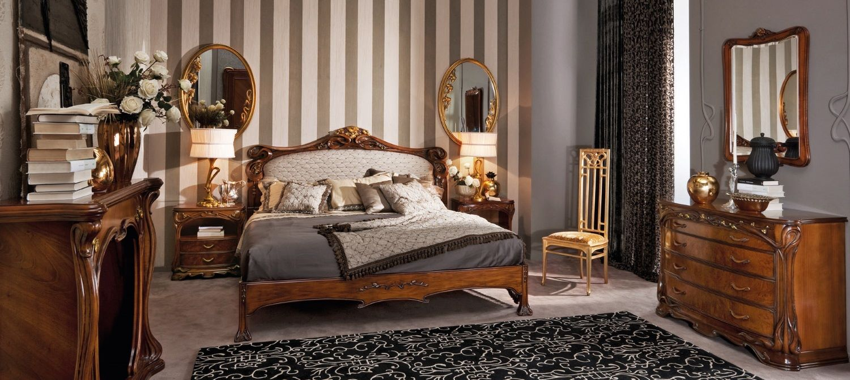 Интерьер спальни в доме фото
