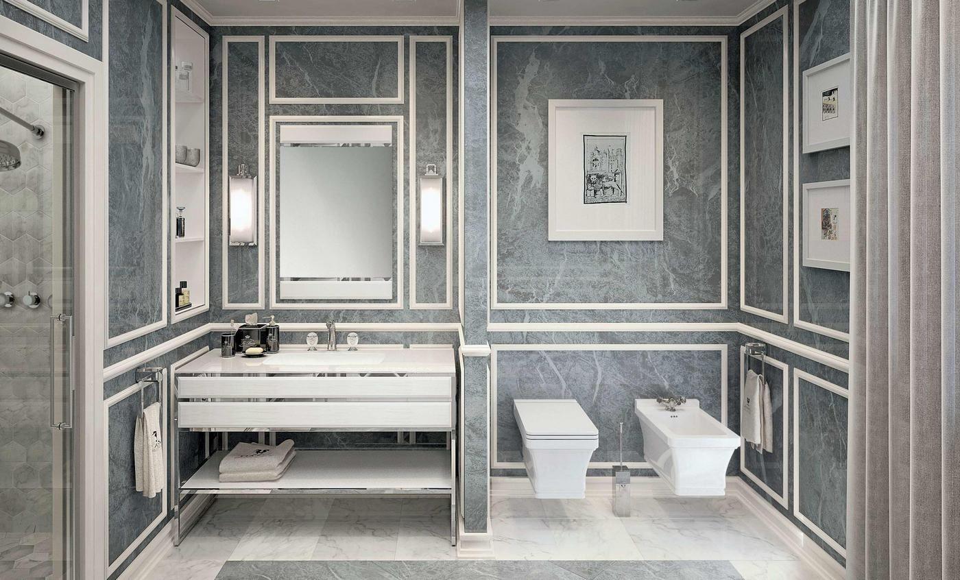 Фото - элитная мебель в ванную