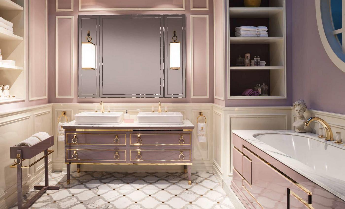 Элитная мебель в ванную комнату