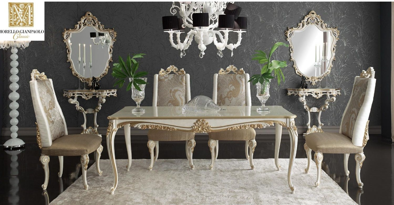 Стол и стулья Morello Gianpaolo