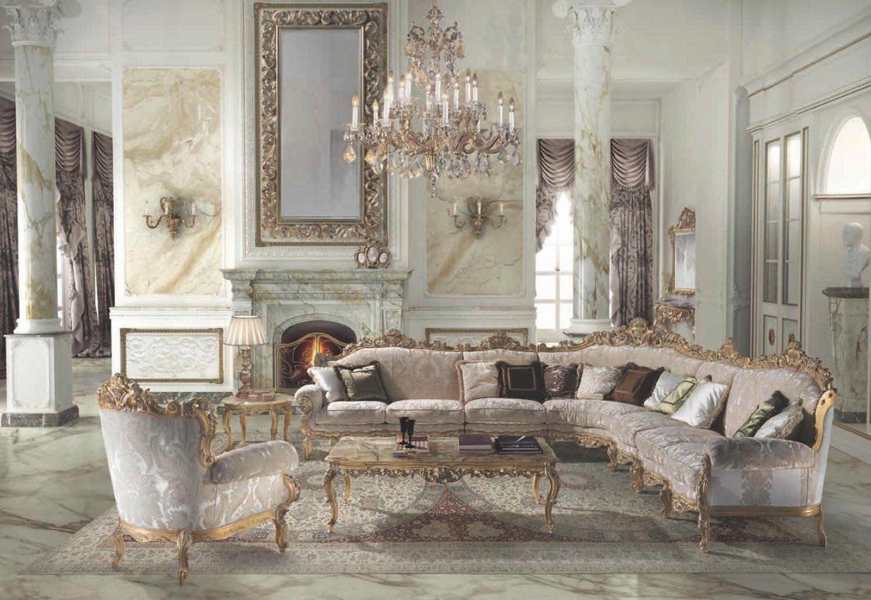 Мебель в гостиную классика
