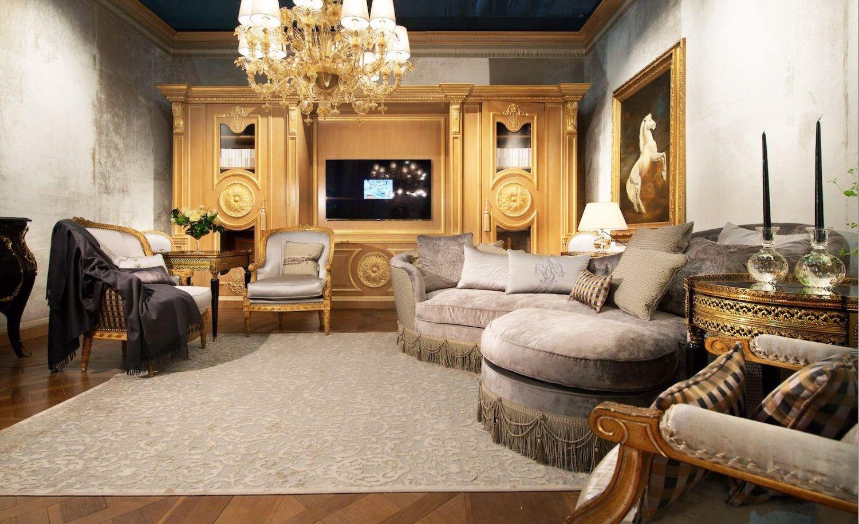 Красивая мебель для гостиной