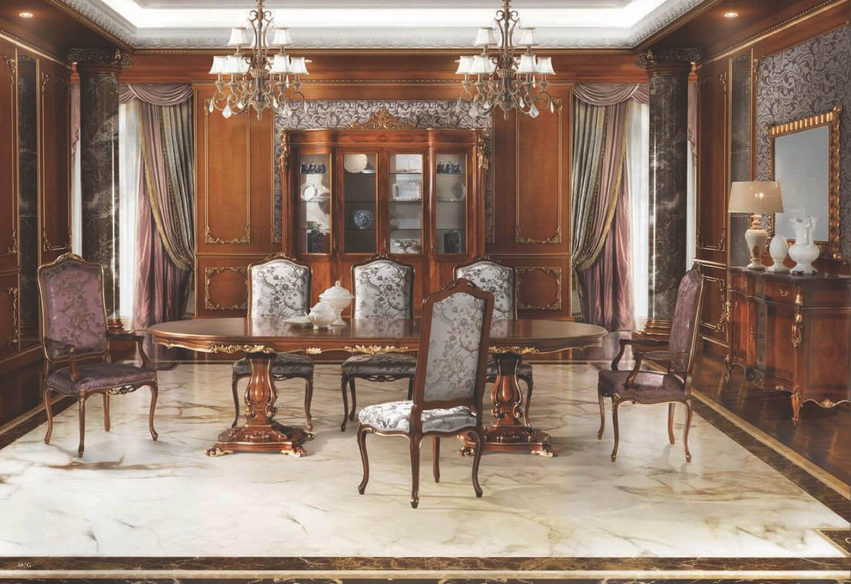 Элитные классические интерьеры
