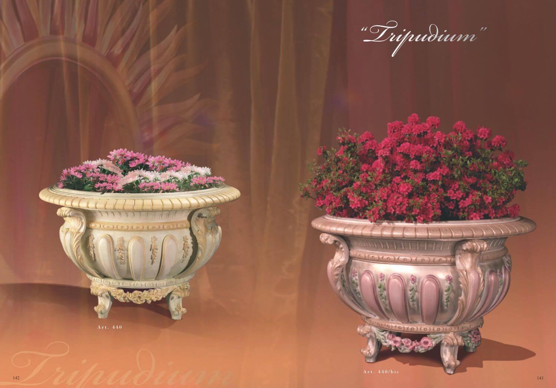 Цветочные композиции и вазы