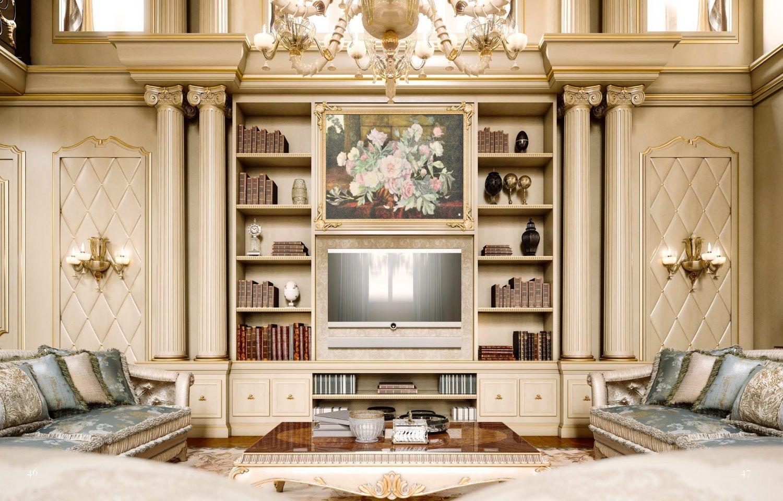 Красивые интерьеры в классическом стиле
