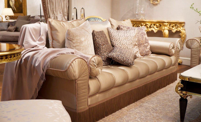 Интерьер классический - лучший вариант для вашего жилья