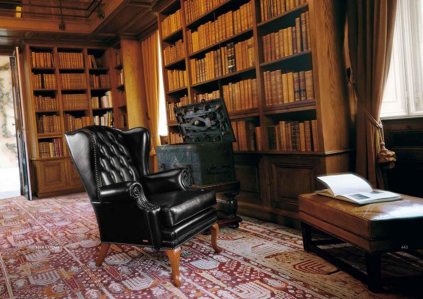 Фото кресла английские