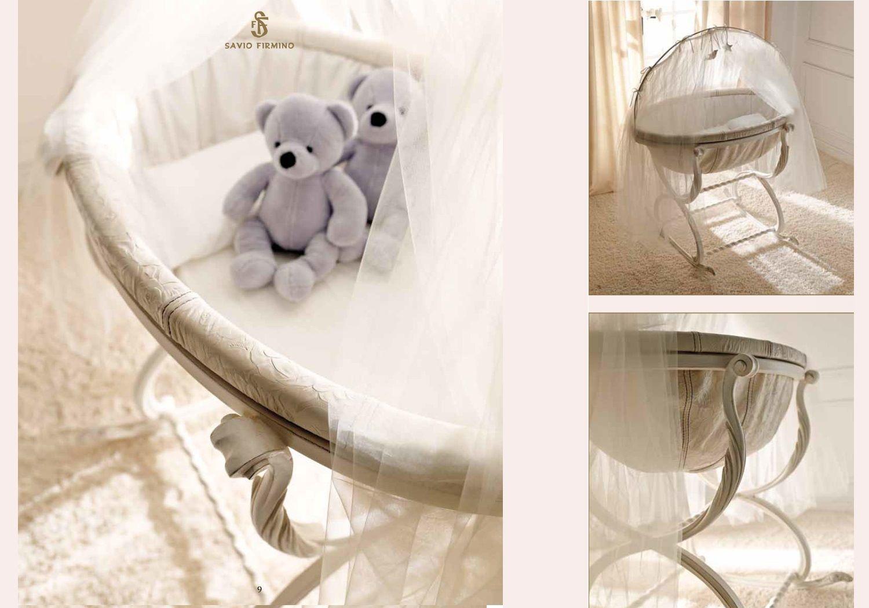 Детские кроватки с балдахином
