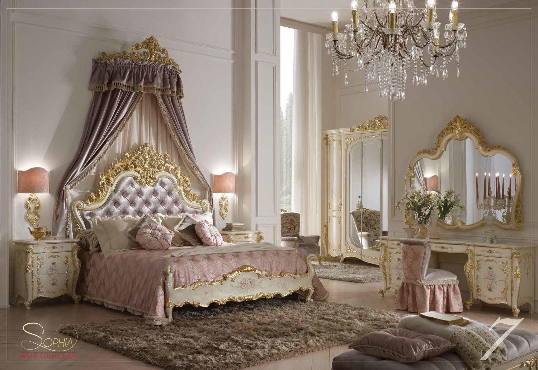 Балдахин-корона для кровати