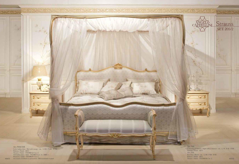 Балдахин в спальню