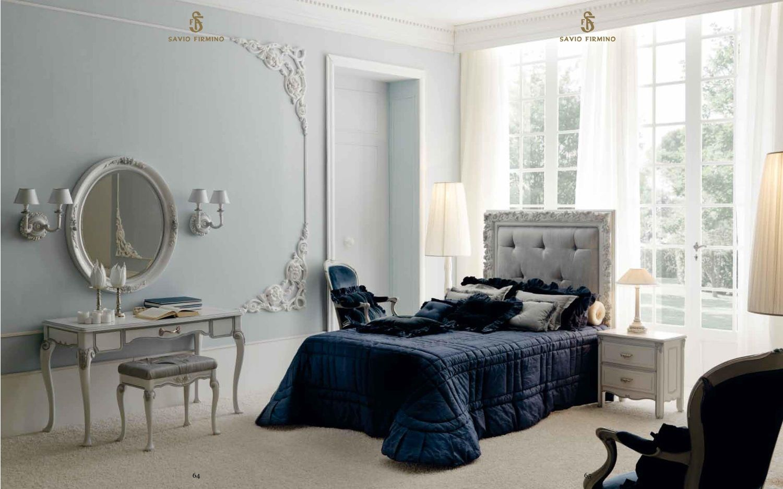Комнаты в стиле неоклассика
