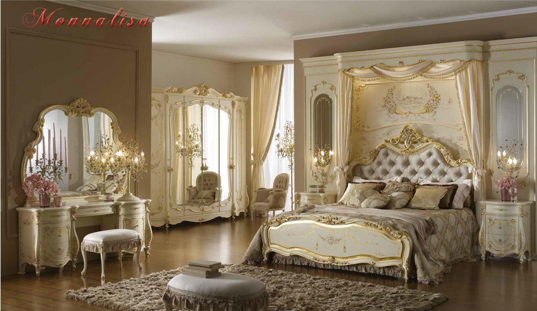 Спальню в неоклассическом стиле
