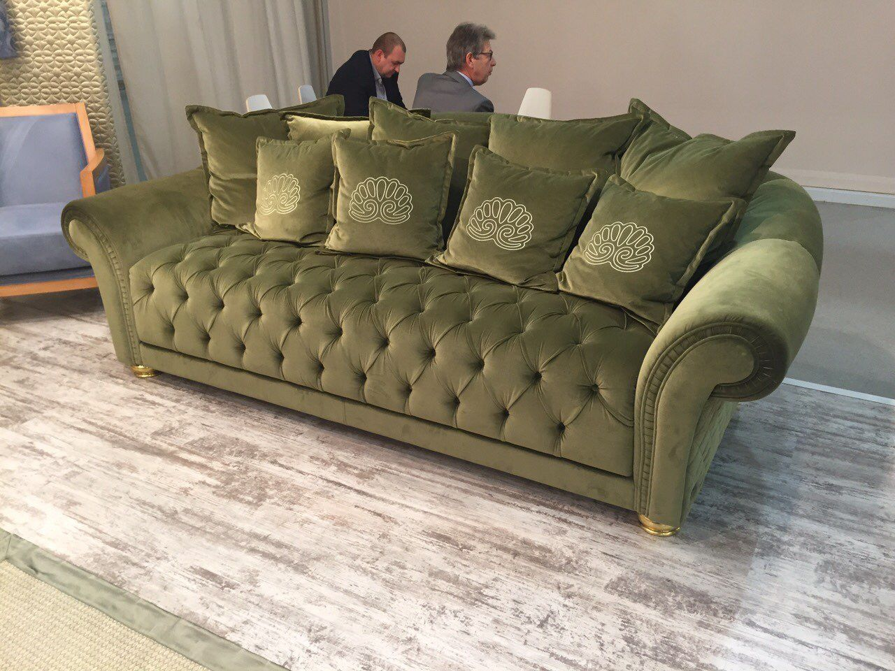 Выставка мебели Salone del Mobile