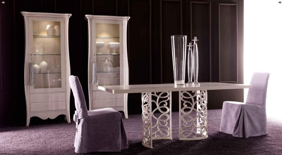 Стол с резным изножьем Cortezari - Armonia