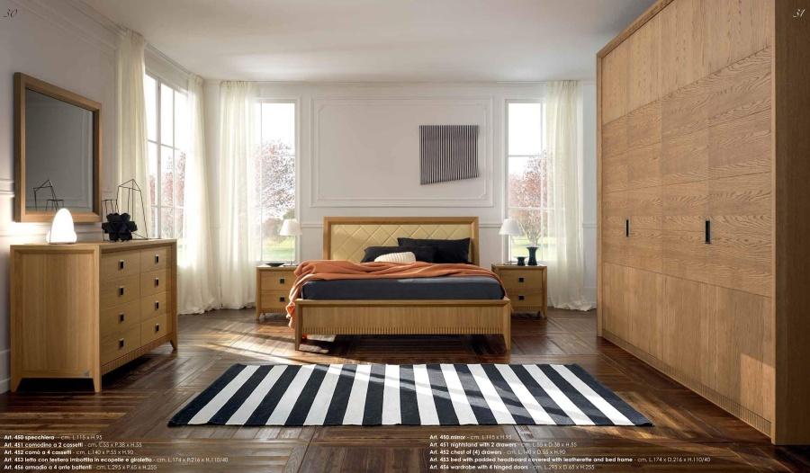 для спальни - модерн - модель Aktual - FM Bottega d Arte