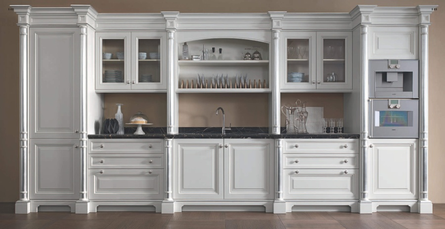 Кухонный гарнитур модель Kitchens - FM Bottega d Arte