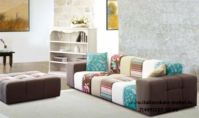 модульный диван модерн фото