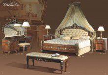 Классическая спальная мебель - Orchidea - Mida