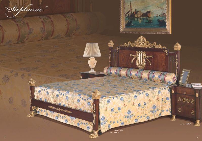 Классическая односпальная кровать -  Secret Home - Mida