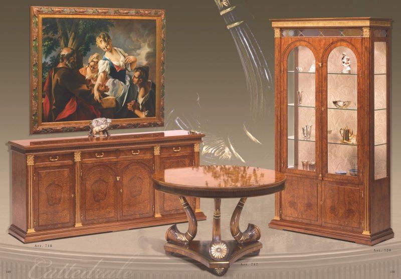 Столовая мебель модель Sale da Pranzo фабрика Mida