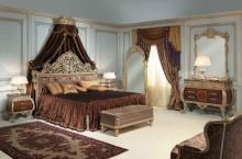 Спальная мебель - фабрика Vimercati - модель Luigi XV