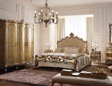 Резная кровать Andrea Fanfani - Bedrooms
