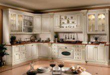 Белая кухня Megaros - Duca deste