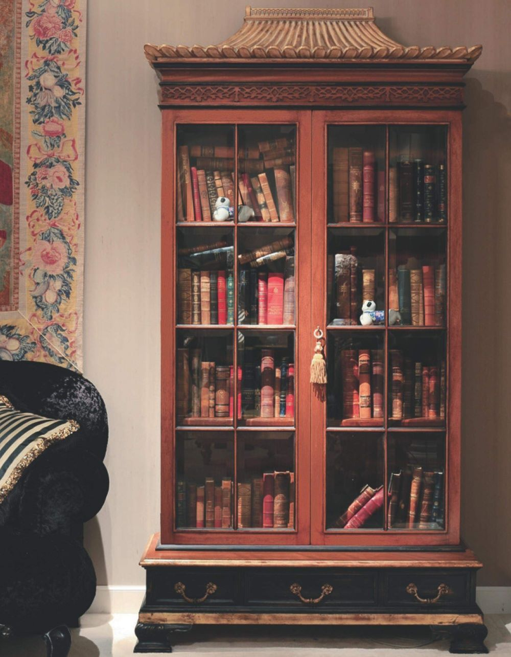 Книжный шкаф 2701, фабрика provasi. книжный шкаф 2701 на зак.