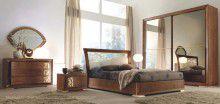 Мебель для спальни в цвете орех Signorini Coco - Mylife