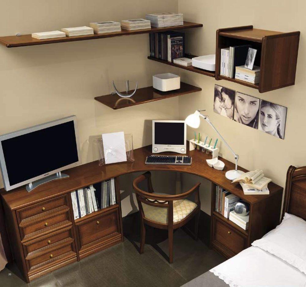 Угловой письменный стол camelgroup - nostalgia.