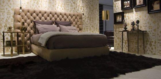 Baxter - спальня