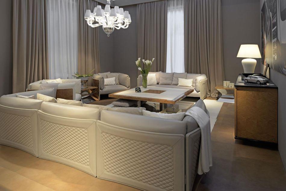 гостиная мебель Bentley