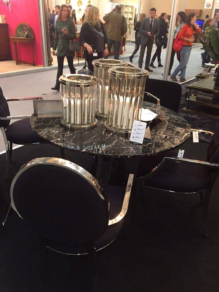 Обеденный стол Eichholtz Turner