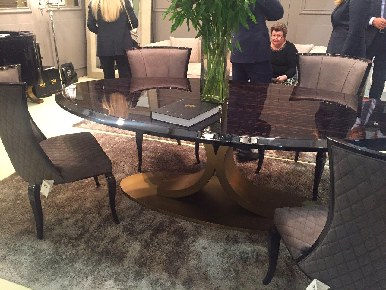 DV Home Collection iSaloni WorldWide выставка 2016