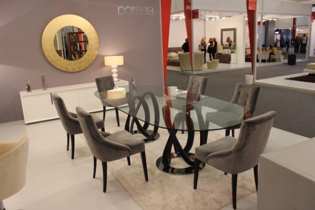 стол и стулья Porada