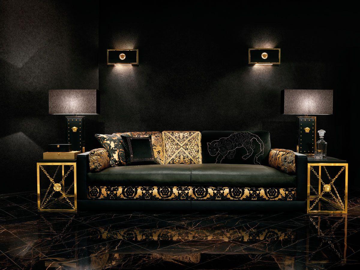 Итальянская мебель Версаче