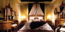 Мебель для спальни ручная работа Ezio Bellotti - Platinum II