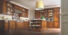 Классическая кухня орех модель Kitchens - FM Bottega d Arte